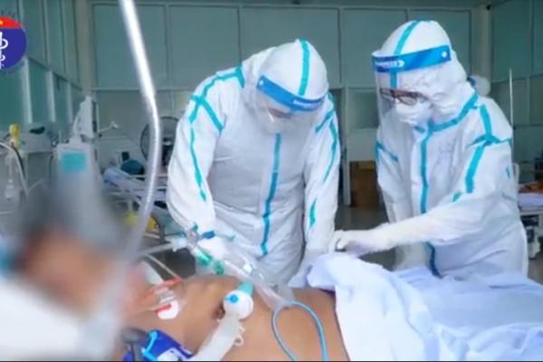Suy dinh dưỡng ở bệnh nhân mắc COVID-19 tại BV Hoà Vang