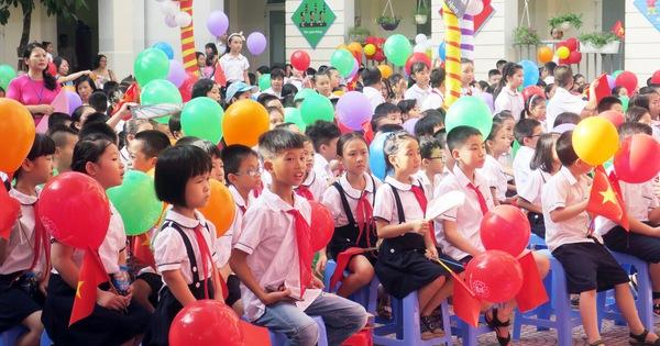 Các địa phương thực hiện giãn cách xã hội tổ chức Lễ Khai giảng theo hình thức trực tuyến