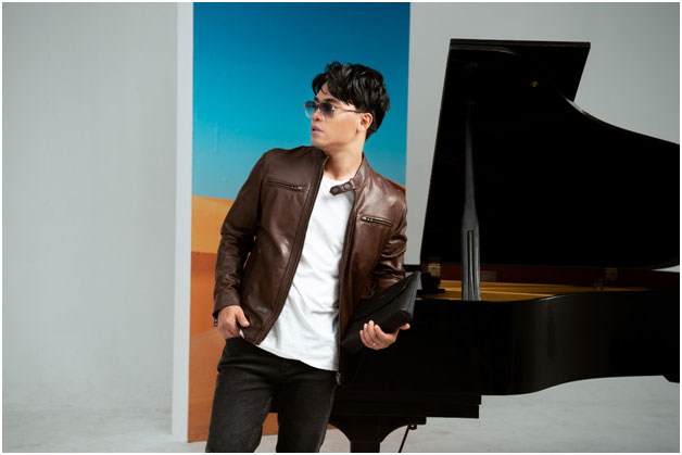 Dương Trường Giang phiêu, manly làm model cho GENTLEMAN LEATHER FOR MAN-9