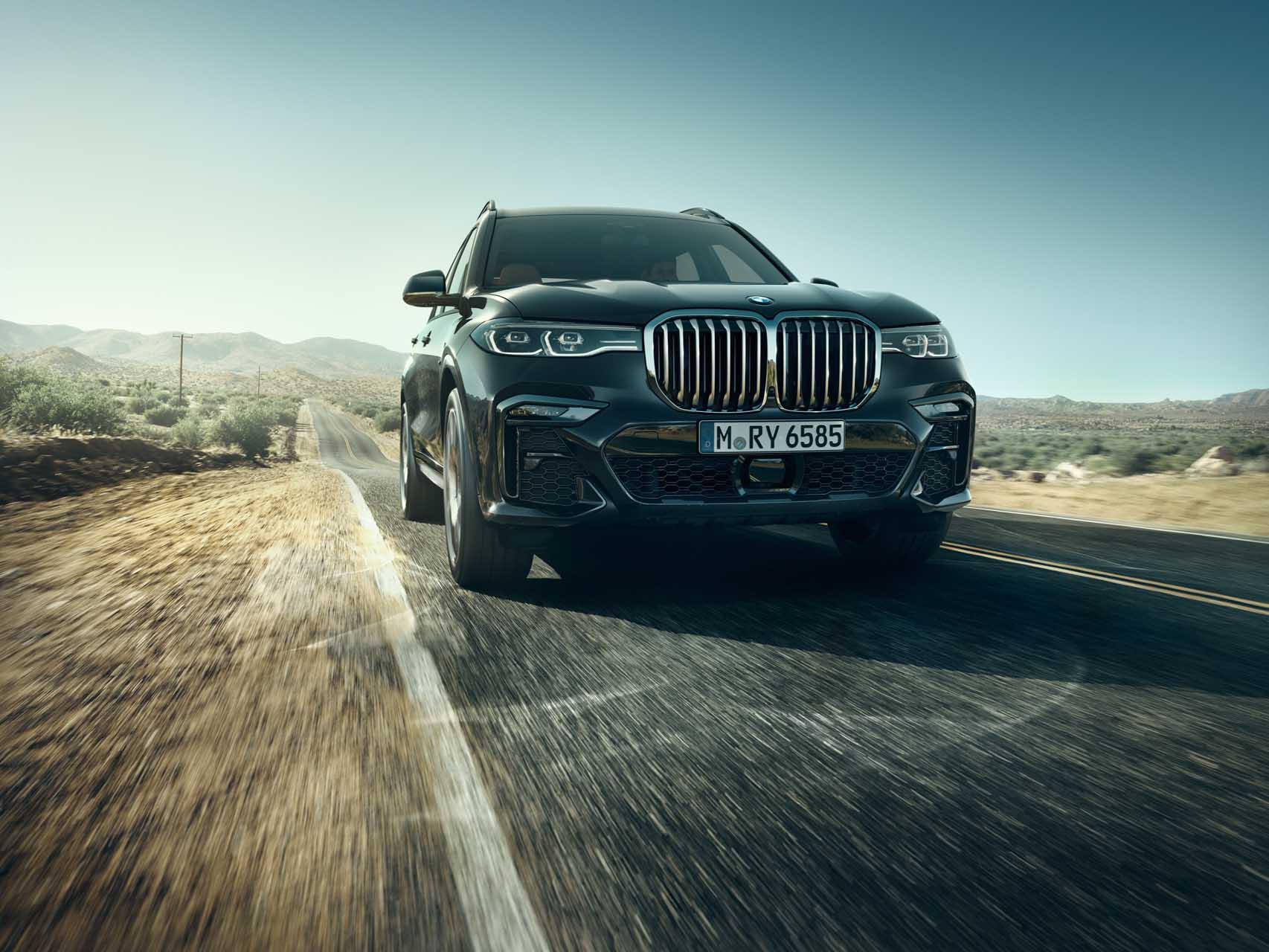 Thaco điều chỉnh giá hàng loạt mẫu xe BMW X-Series từ tháng 9/2020