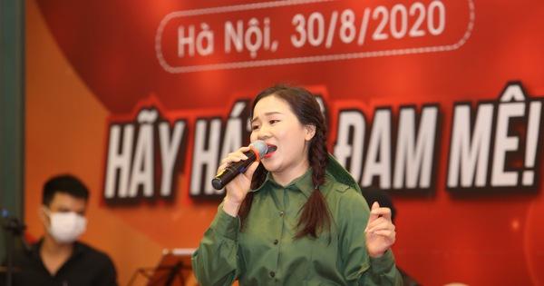 Bán kết khu vực phía Bắc cuộc thi Tiếng hát Công nhân