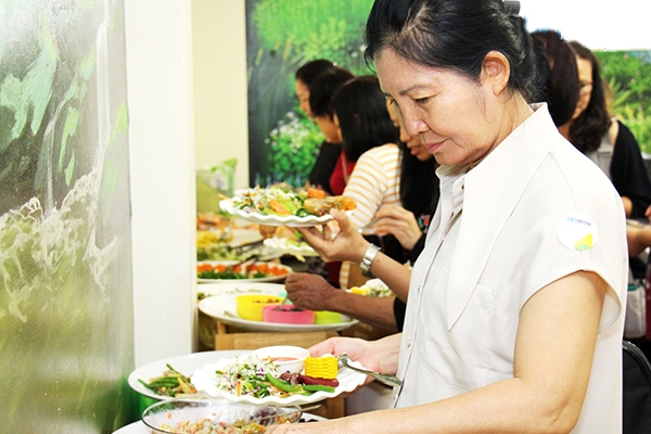 Thực hiện chế độ dinh dưỡng hạn chế