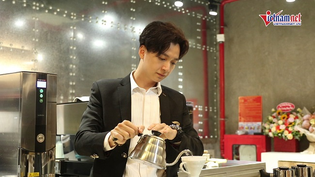 Ngô Kiến Huy thừa nhận nghệ sĩ cảm tính, kinh doanh dễ thua lỗ