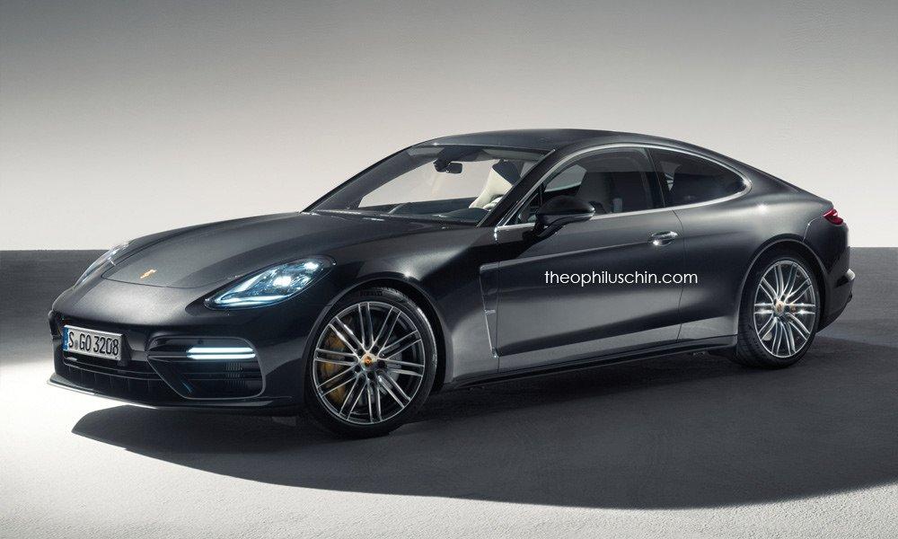 Porsche Panamera phiên bản 2 cửa sẽ thành hiện thực trong tương lai?