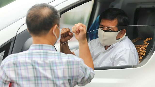 Ông Đoàn Ngọc Hải ra Hà Nội, chở bệnh nhân nghèo về Hà Giang