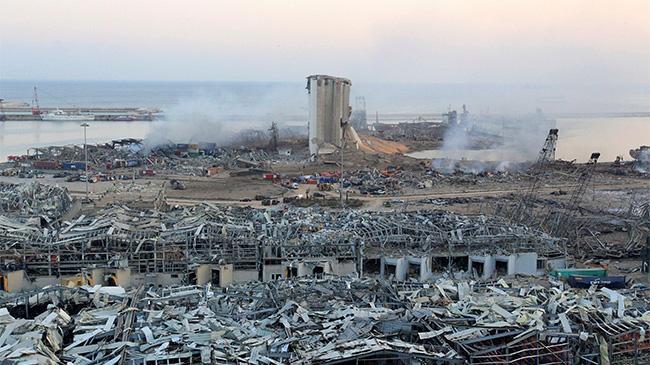 1 tháng sau vụ nổ ở Beirut, tìm thấy dấu hiệu sự sống trong đống đổ nát