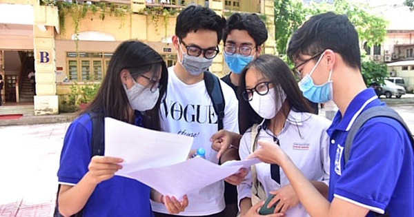 ĐH Bách khoa Hà Nội công bố điểm chuẩn trúng tuyển năm 2020