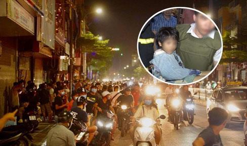 Công an vây bắt đối tượng bạo hành con gái dã man ở Bắc Ninh bỏ trốn lên Hà Nội