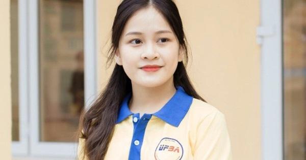 Cô sinh viên năm cuối Trường Đại học Tài chính – Quản trị kinh doanh Đàm Mai Linh: Phấn đấu sống có ích cho bản thân, gia đình, quê hương, xã hội