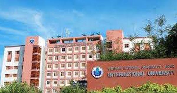 Trường Đại học Quốc tế công bố điểm sàn xét tuyển
