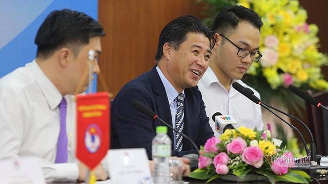 Tân Giám đốc kỹ thuật VFF muốn bóng đá Việt Nam đánh bại Nhật Bản