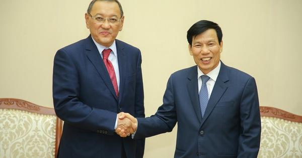 Việt Nam và Kazakhstan tiếp tục phát triển hợp tác văn hóa, thể thao, du lịch