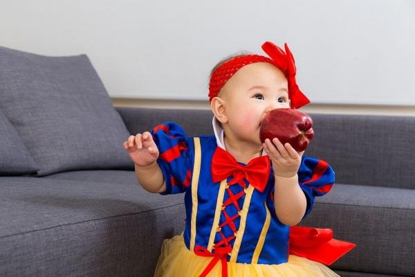 Trái cây cho trẻ 6 tháng tuổi ăn dặm