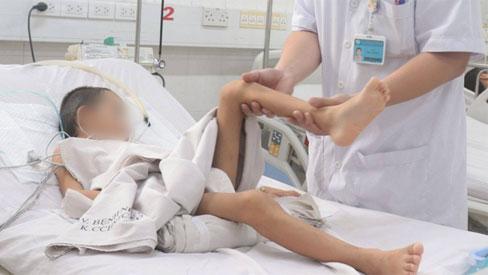 Bé trai 12 tuổi ở Kon Tum tử vong tại TP.HCM vì bạch hầu ác tính