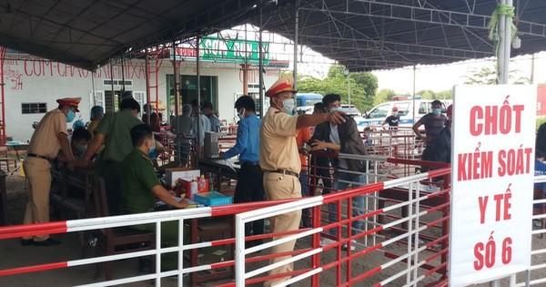 Huế nới lỏng hạn chế đối với công dân Đà Nẵng từ 0h ngày 16/9