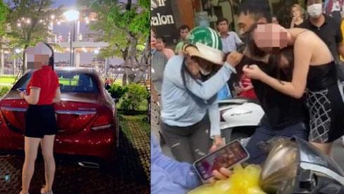 Người vợ trong vụ đánh ghen trên phố Lý Nam Đế lên tiếng về nguồn gốc chiếc xe hơn 8 tỷ và cho biết:
