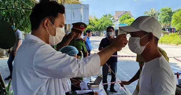 Hàng nghìn người từ Đà Nẵng đăng ký đến Huế sau khi được nới lỏng hạn chế