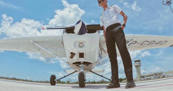 """Một ngày trải nghiệm môi trường """"sáng giá"""" tại trường đào tạo phi công hàng đầu"""