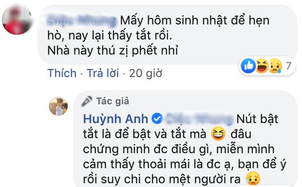 Sự trùng hợp trong cách đáp trả antifan của Huỳnh Anh và Khánh Linh khiến bão càng thêm bão-5