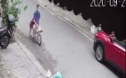 Mua cho con chiếc xe đạp, dân mạng choáng với cách hướng dẫn sử dụng của ông bố dành cho con gái