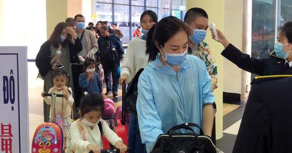 Hướng dẫn tạm thời của Bộ Y tế về giám sát người nhập cảnh vào Việt Nam