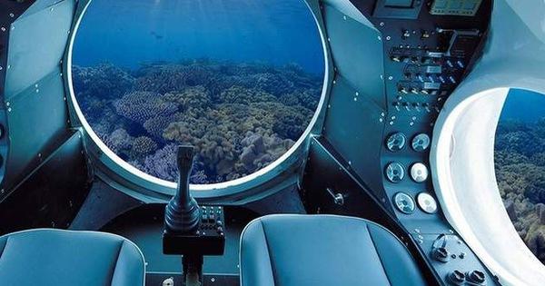 Chiếc tàu ngầm bí mật của Hải quân Venezuela vừa