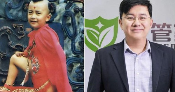 'Hồng Hài Nhi' của Tây Du Ký trở thành tỷ phú công nghệ ở tuổi 43: