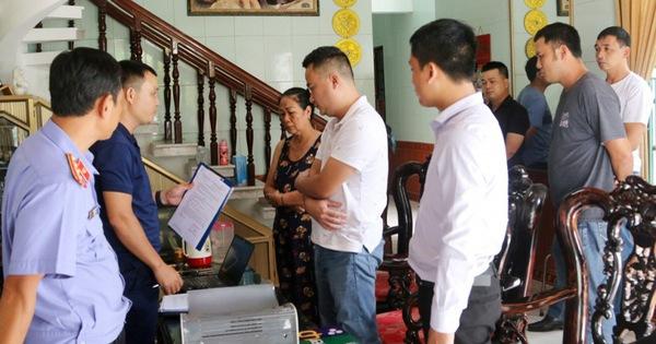 Quảng Bình: Đánh sập đường dây đánh bạc hơn 1.000 tỷ đồng