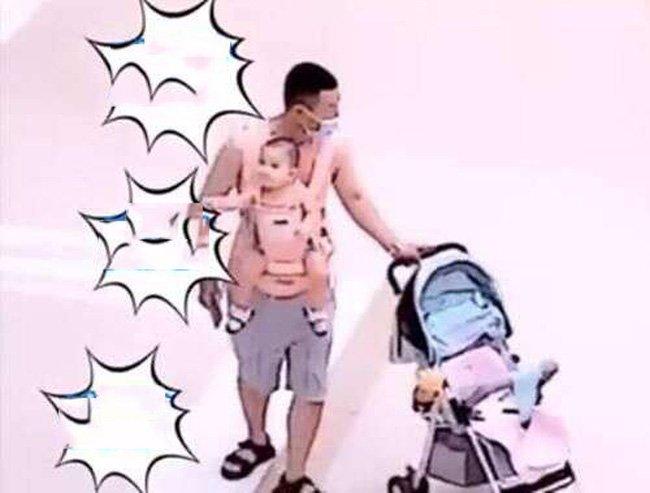 Ông bố mất não ngơ ngác tìm con giữa trung tâm thương mại khiến ai nấy xem xong cũng phải cười ngặt nghẽo-3