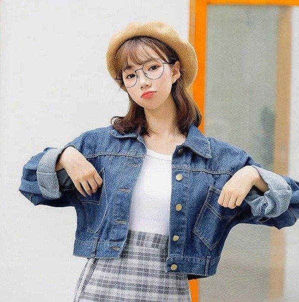 Kiểu áo khoác cá tính được dàn mỹ nhân Việt ưu ái, diện vào mùa thu là chuẩn xinh-10