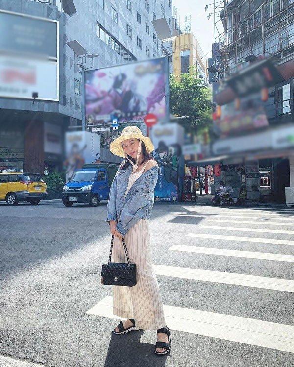 Kiểu áo khoác cá tính được dàn mỹ nhân Việt ưu ái, diện vào mùa thu là chuẩn xinh-8