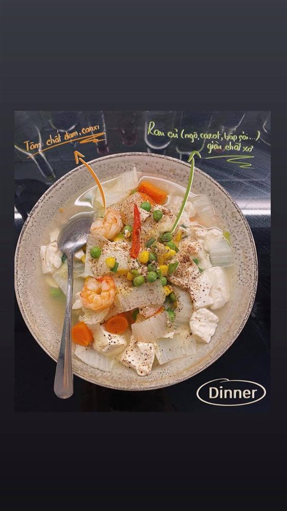 Nghiện salad, cắt bỏ thịt: cách giảm cân an toàn để Châu Bùi xuống liền 3kg chỉ sau 9 ngày-6