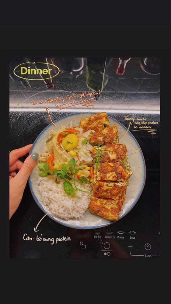 Nghiện salad, cắt bỏ thịt: cách giảm cân an toàn để Châu Bùi xuống liền 3kg chỉ sau 9 ngày-8