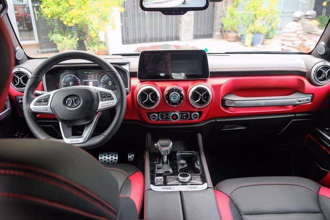 Mất giá 200 triệu chỉ sau 9.000km, SUV Trung Quốc nhái Jeep vẫn đắt ngang Hyundai Kona mới-3
