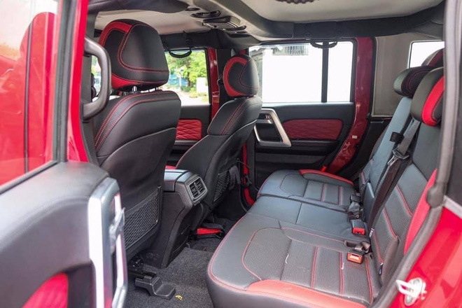 Mất giá 200 triệu chỉ sau 9.000km, SUV Trung Quốc nhái Jeep vẫn đắt ngang Hyundai Kona mới-4