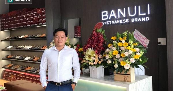 Nghỉ học đi phụ hồ, bốc vác, 9x khởi nghiệp với 17 triệu đồng trở thành chủ chuỗi giày da lớn tại Sài Gòn