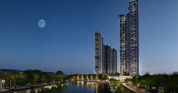 Ecopark triển khai toà tháp căn hộ 5 sao có cầu pha lê trên mây
