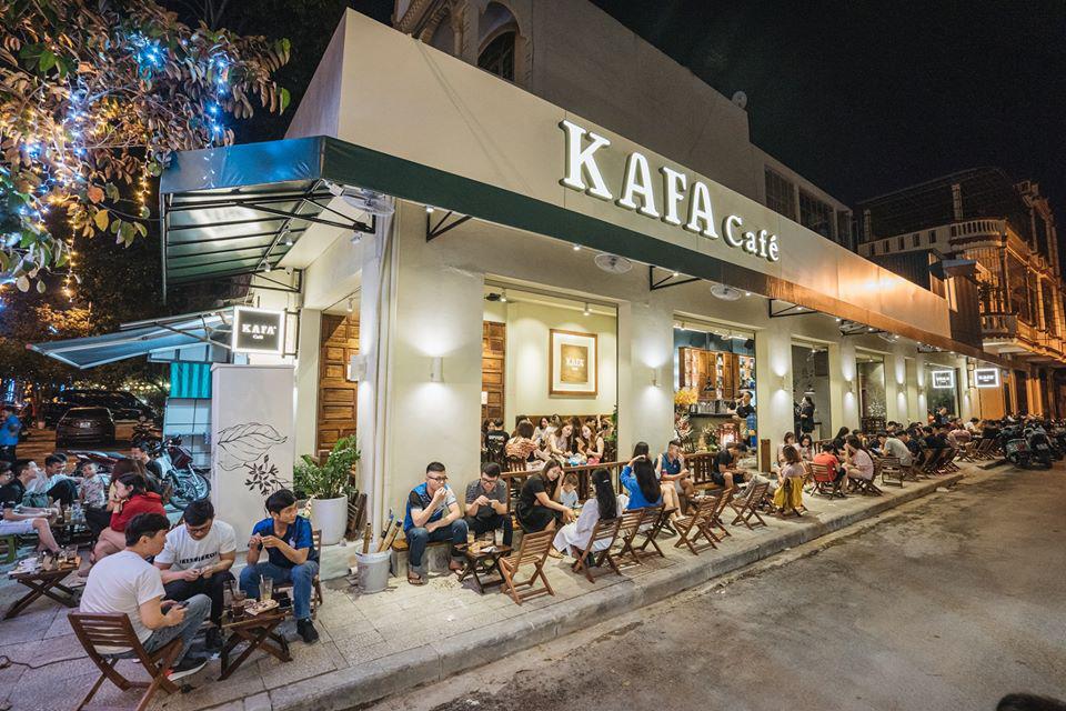 Đầu tư Kafa Café mùa Covid-19: Chơi ngông hay kẻ thức thời?-1