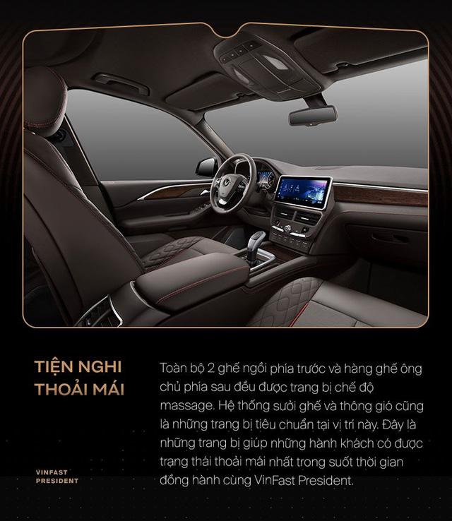 10 điểm giúp VinFast President xứng danh xe của lãnh đạo Việt-3