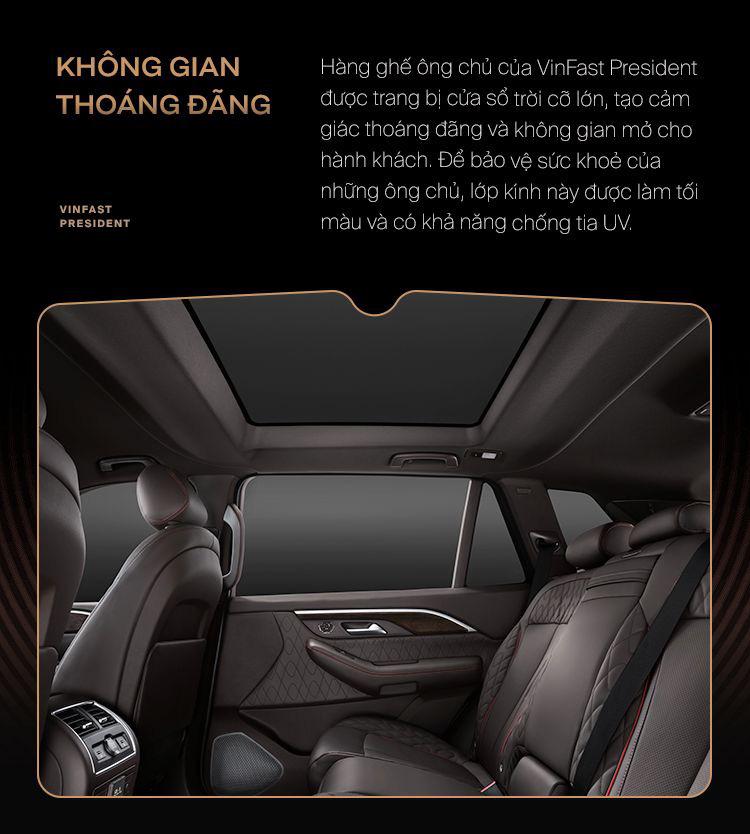 10 điểm giúp VinFast President xứng danh xe của lãnh đạo Việt-4