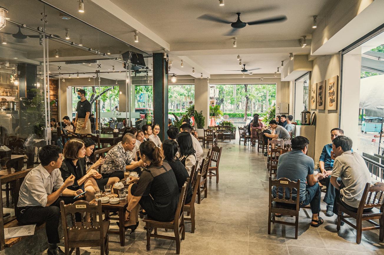 Đầu tư Kafa Café mùa Covid-19: Chơi ngông hay kẻ thức thời?-4