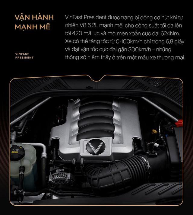 10 điểm giúp VinFast President xứng danh xe của lãnh đạo Việt-6