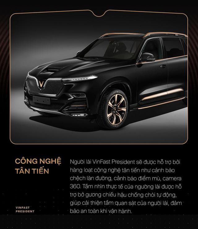 10 điểm giúp VinFast President xứng danh xe của lãnh đạo Việt-7