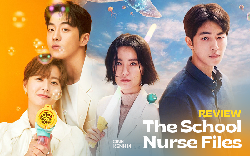 """The School Nurse Files: Sợ xám hồn mấy """"bé thạch"""" siêu nhầy nhụa, may quá Nam Joo Hyuk không """"phá team"""""""