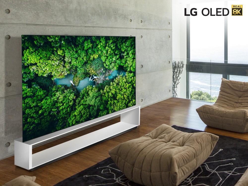 TV LG OLED 2020: Sự kết hợp giữa công nghệ đỉnh cao và nghệ thuật tinh tế-1