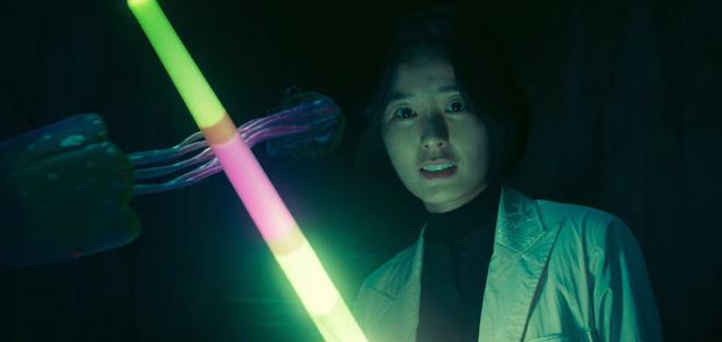 """The School Nurse Files: Sợ xám hồn mấy bé thạch"""" siêu nhầy nhụa, may quá Nam Joo Hyuk không phá team""""-7"""