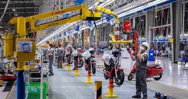Xe máy điện VinFast hướng tới tương lai của giao thông xanh tại Việt Nam
