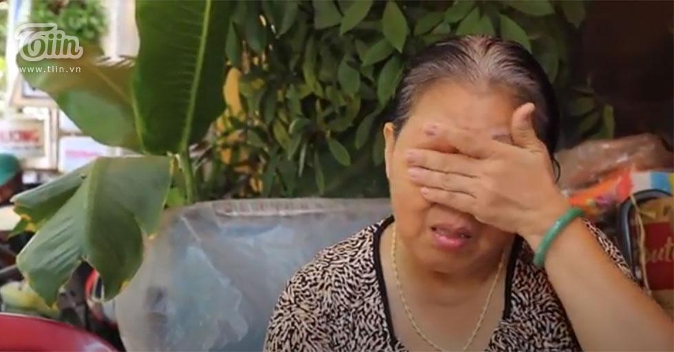 Giọt nước mắt của cụ bà bán nước bị trộm sạch tiền hàng: Chỉ thương đứa nhỏ theo mẹ hành nghề-5