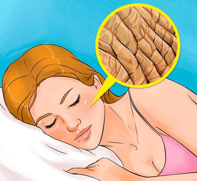 Quên tẩy trang trước khi đi ngủ: có 7 vấn đề sẽ xảy đến với sức khỏe lẫn nhan sắc của bạn-3