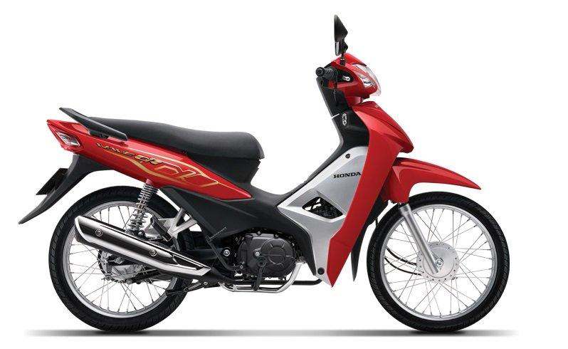 Honda Việt Nam ra mắt phiên bản mới Wave Alpha 110cc -1